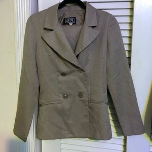 City Triangles -2 pc Suit like N Size Small- gorg!